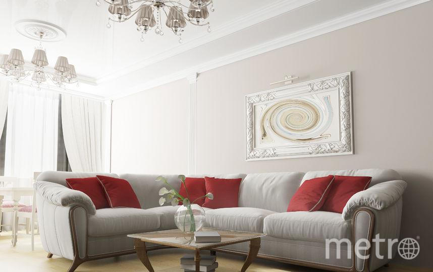Самый модный цвет текстиля – красный. Фото pressfoto