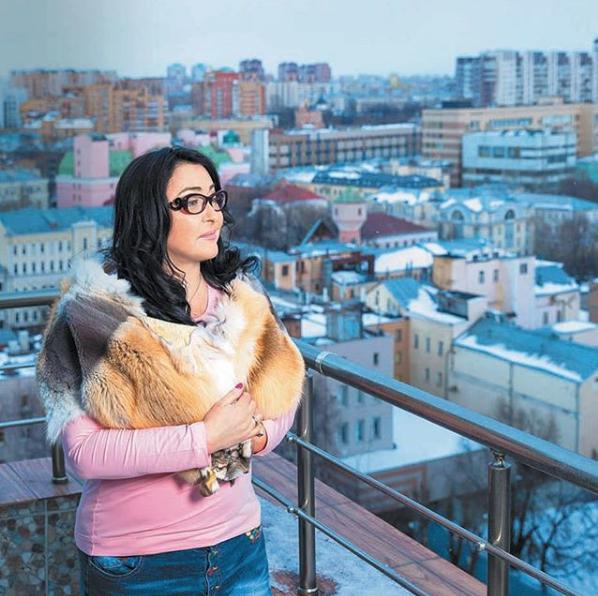 Лолита Милявская. Фото Скриншот Instagram: lolitamilyavskaya