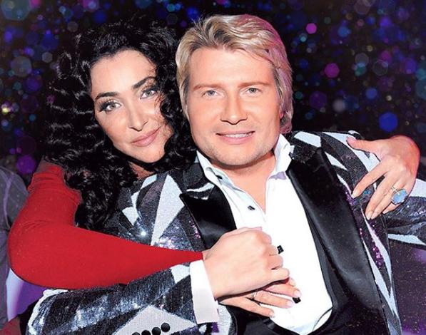 Лолита Милявская и Николай Басков. Фото Скриншот Instagram: lolitamilyavskaya