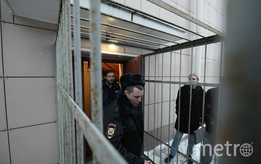 "Глеб Грозовский, фото во время судебного заседания. Фото Фото Алена Бобрович., ""Metro"""