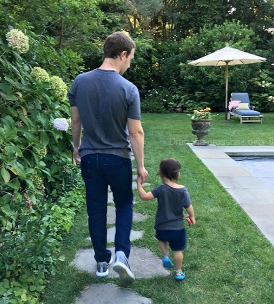 Марк Цукерберг. Фото https://www.instagram.com/zuck/