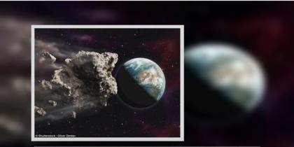 Монстр-астероид размером больше Бурдж-Халифа движется к Земле
