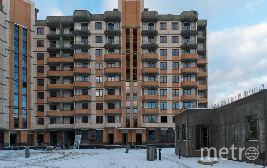 """ЖК """"Ломоносов"""" строят быстро и качественно, как и все объекты """"Петростроя""""."""