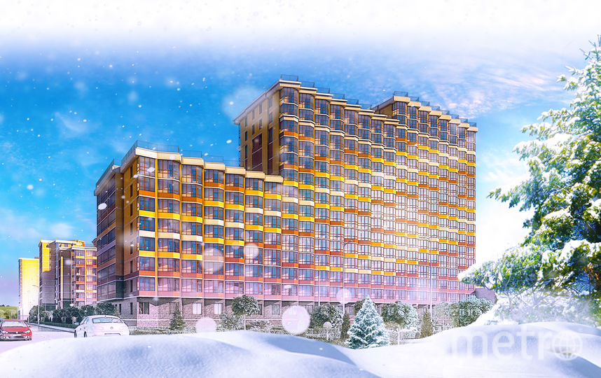 ЖК Северный вальс - жилой комплекс с инфраструктурой во Всеволожске.