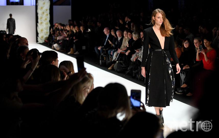 Berlin Fashion Week. Фото AFP