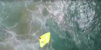 Дрон спас тонувших подростков в Австралии – видео