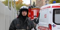 СК проводит проверку после пожара в Москве, при котором дети выпрыгнули с 4-го этажа