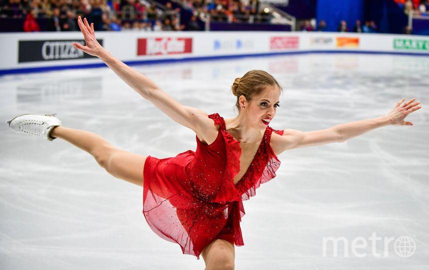 Итальянка Каролина Костнер. Фото AFP