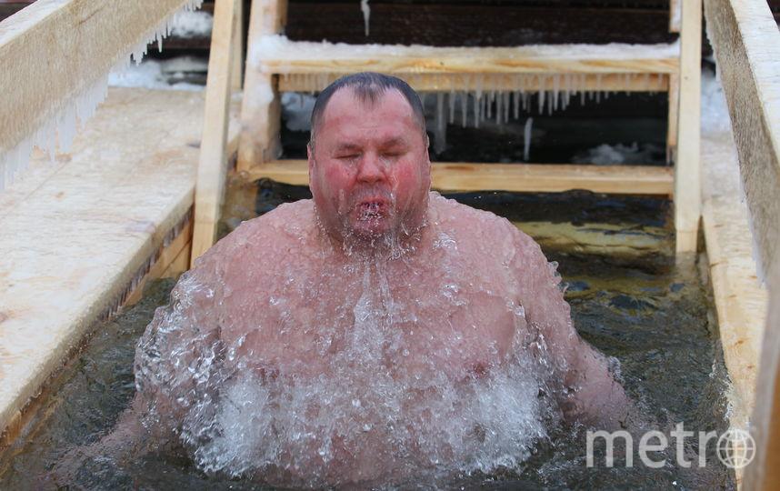 Как прошли крещенские купания в Москве. Фото Василий Кузьмичёнок