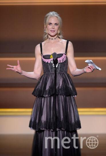 Николь Кидман все чаще экспериментирует с нарядами. Фото Getty