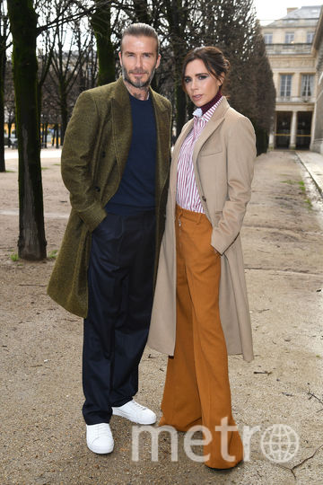 Дэвид и Виктория Бекхэм. Фото Getty