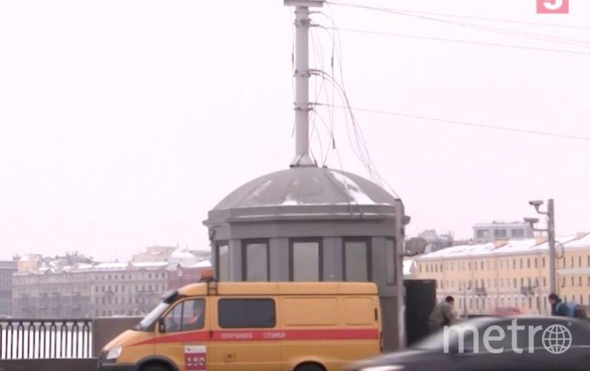 """Скриншот видео """"Пятый канал"""". Фото 5-tv.ru"""