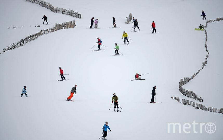 6 мест, где можно покататься на лыжах в Москве. Фото Getty