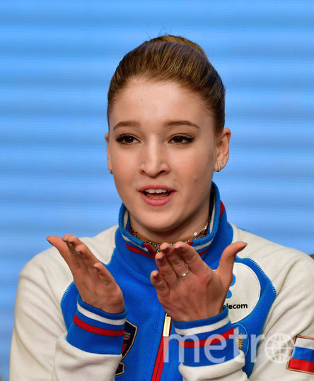 Чемпионат Европы по фигурному катанию 2018 в Москве. Фото AFP