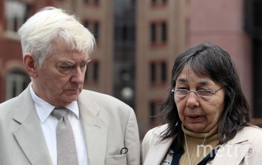 Пожилая пара. Фото Getty