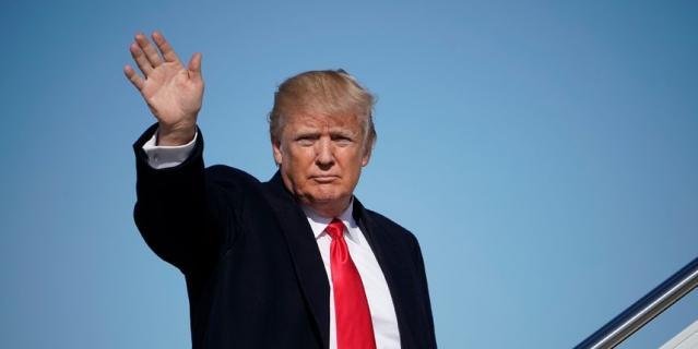 Год президентства Дональда Трампа: самые яркие моменты