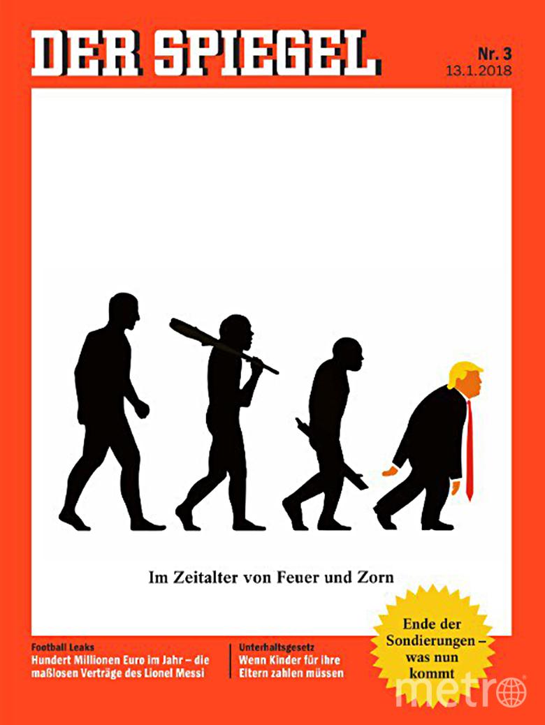 Обложка Der SPIEGEL. Фото Time | New Yorker | Der SPIEGEL