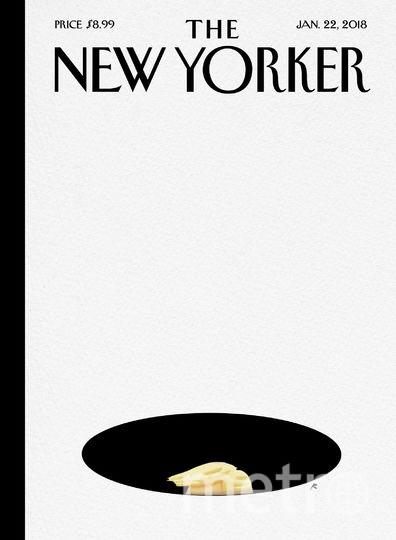 Обложка New Yorker. Фото Time | New Yorker | Der SPIEGEL