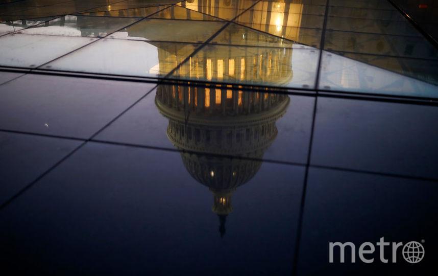 Правительство США прекратило работу из-за отсутствия финансирования. Фото Getty