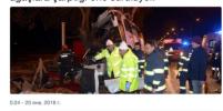 ДТП в Турции: автобус со школьниками сошел с трассы, 11 погибших