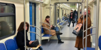 В Москве метро переведено на усиленный режим работы из-за морозов