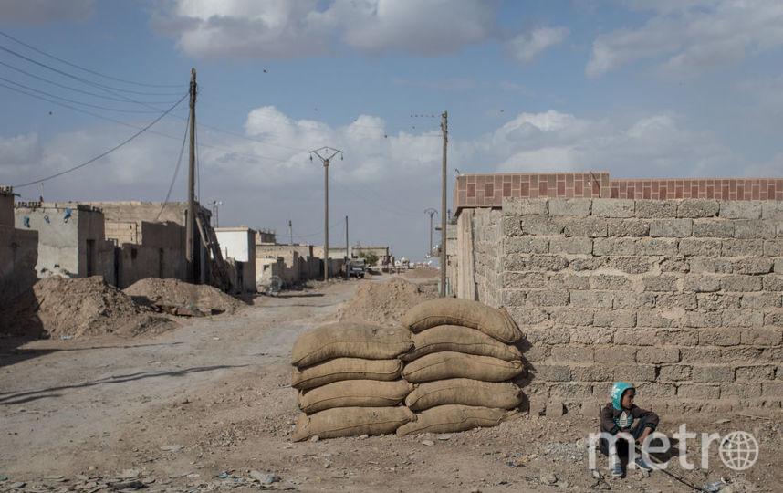 Турецкие танки вошли в сирийский Африн. Фото Getty