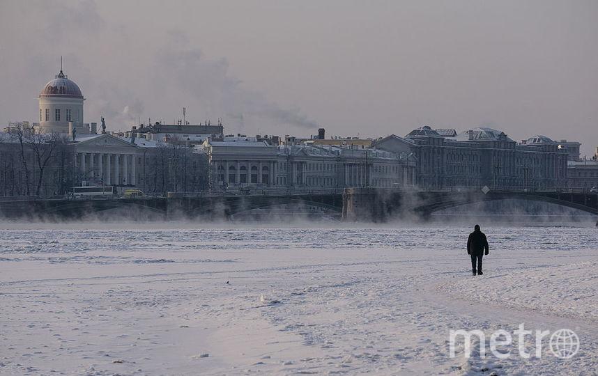 ВПетербурге иЛенобласти надвое суток похолодает ночью доминус 15-ти