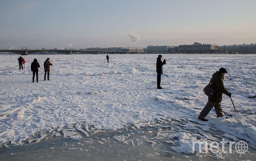 В понедельник в Петербурге сильно и резко похолодает. Фото Getty