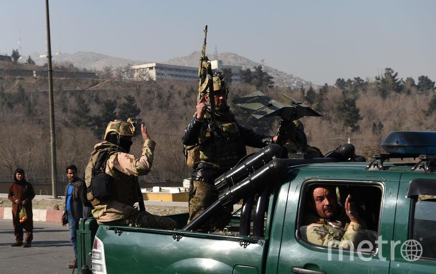 Оставшиеся в живых боевики, захватившие отель, ликвидированы. Фото AFP