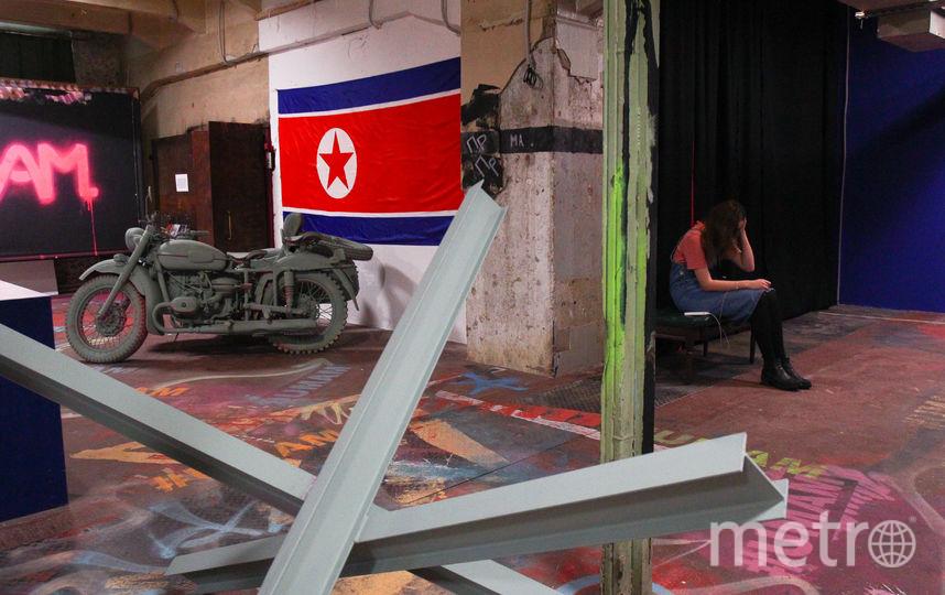 """Выставка о Северной Корее Made in North Korea. Фото Василий Кузьмичёнок, """"Metro"""""""