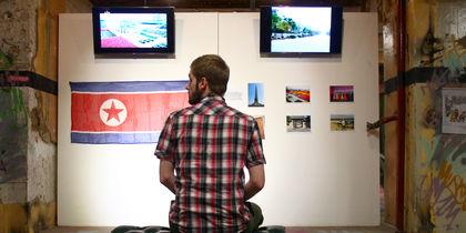 На выставке о Северной Корее в Москве царит диктатура