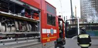 Три человека погибли при пожаре в центре Москвы