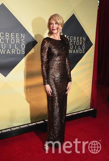 Николь Кидман на SAG Awards 2018. Фото Getty