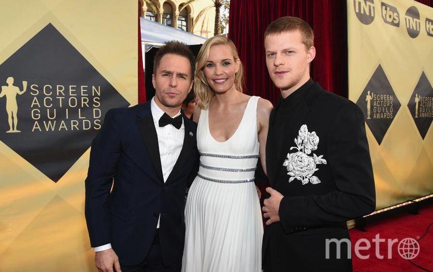 SAG Awards 2018. Марго Робби. Фото Getty