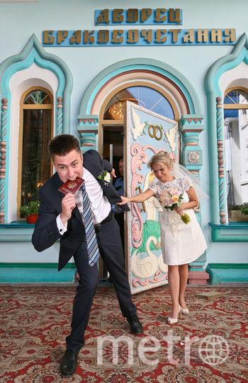 Алексей и Мария. Фото предоставлено читателями