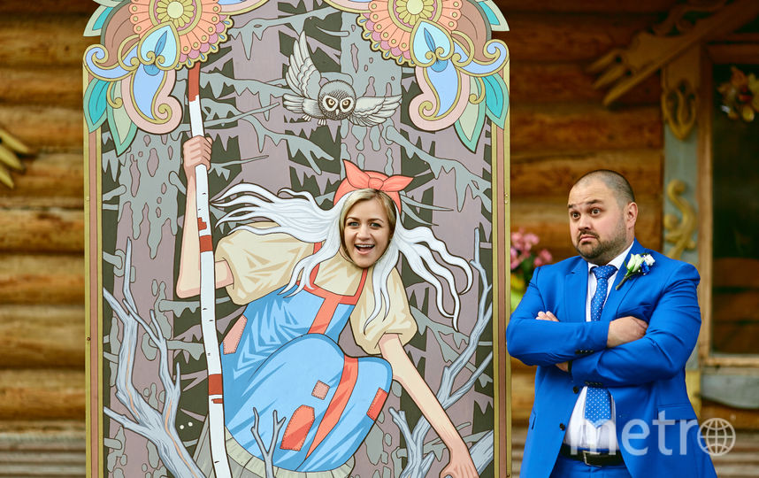 Александр и Ирина. Фото предоставлено читателями