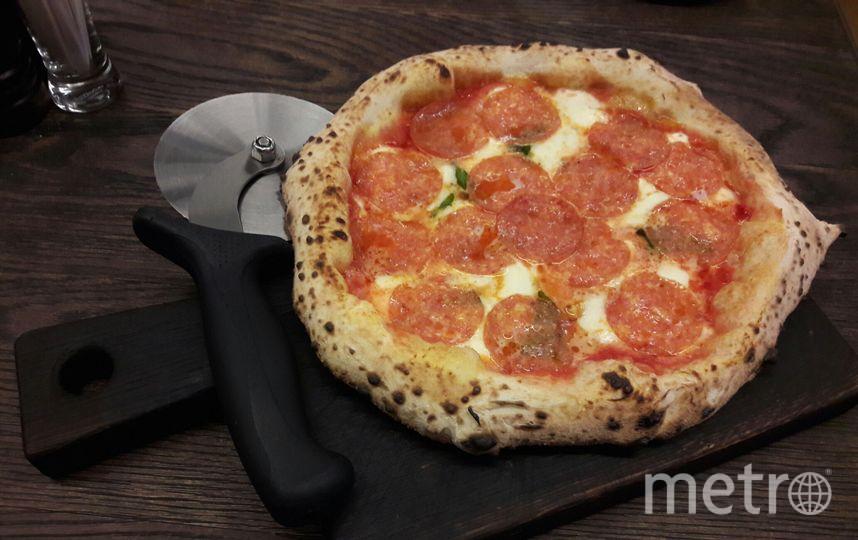 """Pizza 22 cm - 5 звезд Metro. Фото """"Metro"""""""