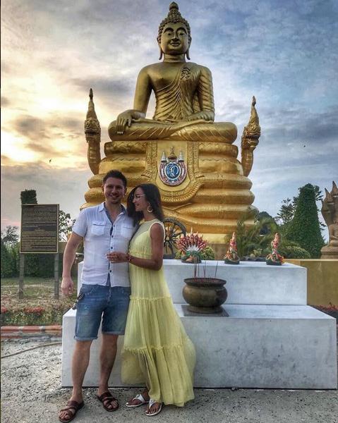 Ольга Бузова и Тимур Батрутдинов. Фото Скриншот Instagram: buzova86