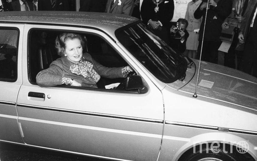 Маргарет Тэтчер. Фото Getty