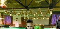 Юная чемпионка России по бильярду предпочитает куклам конструктор и шахматы