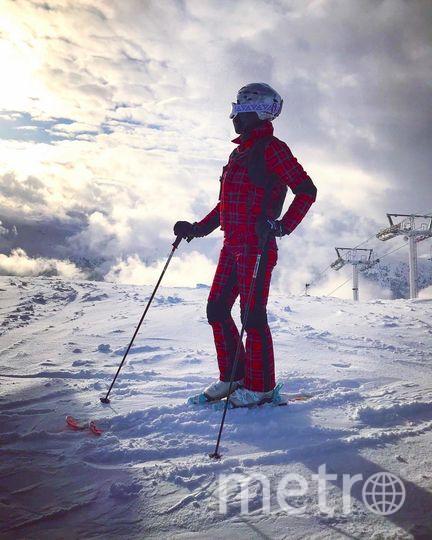 Светлана Ходченкова в январе 2018. Фото instagram.com/svetlana_khodchenkova