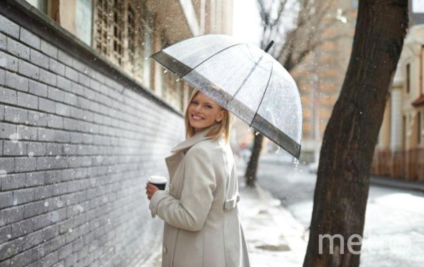 В Петербурге ожидаются дождь и ветер. Фото Getty