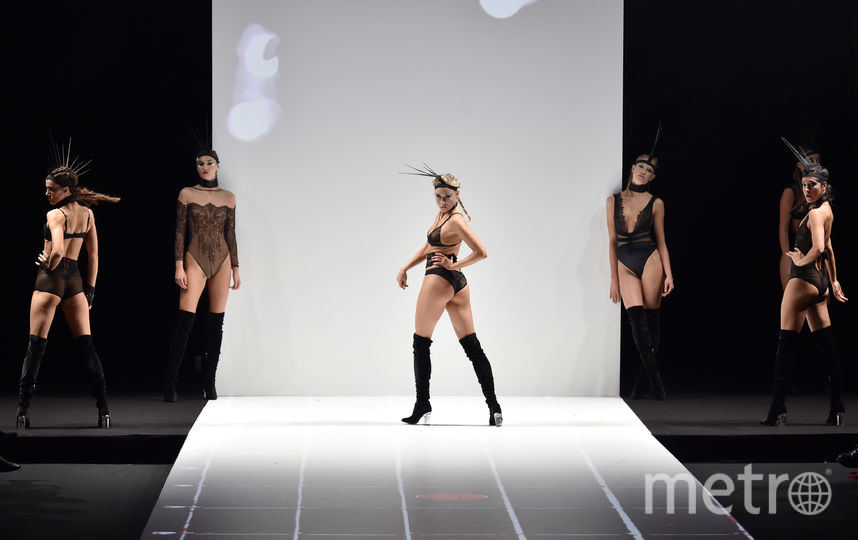 International lingerie fair. Фото AFP
