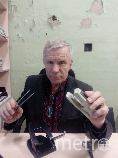 """Вооружён, но не очень опасен"". Фото Александр Поповнин"