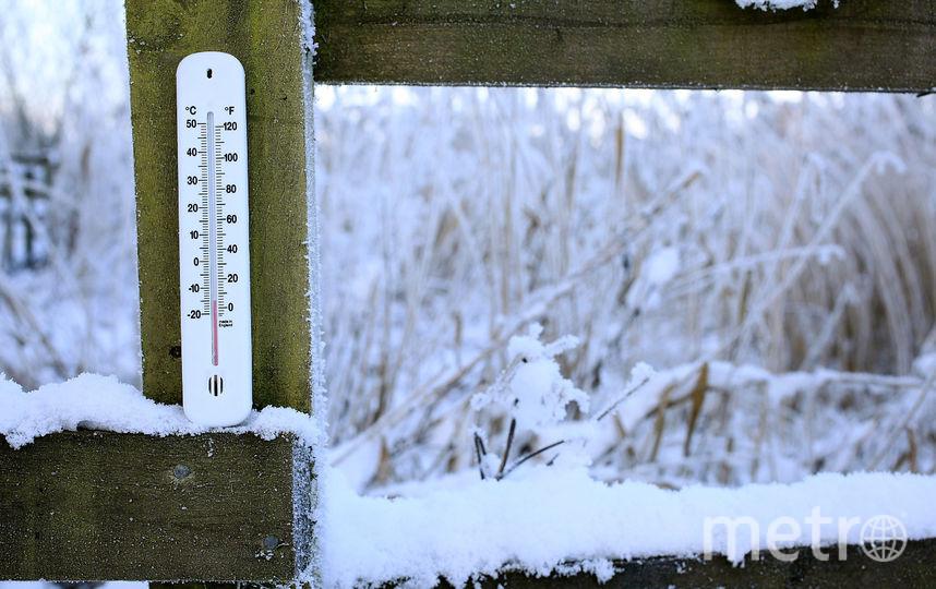 Столбик термометра. Фото Getty