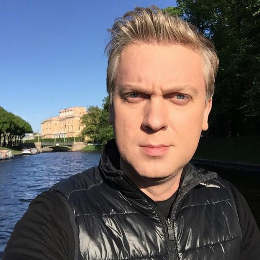 Сергей Светлаков. Фото Instagram/ssvetlakov
