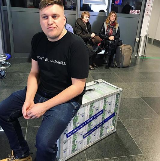 Александр Незлобин. Фото Instagram/nezlobinofficial