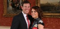 В Сети появились официальные фото принцессы Евгении и Джека Бруксбэнка