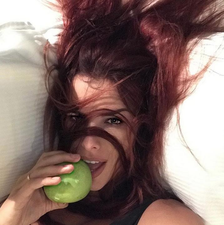 Ольга Романовская. Фото Скриншот Instagram: @romanovskaolga