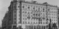 Балерина с крыши дома на Тверской смущала Пушкина